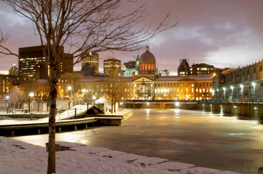 skating rink montreal quebec canada